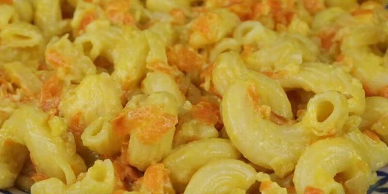 Макарони на вечерю, рецепт
