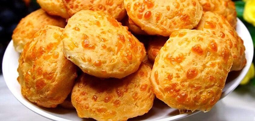 Сирне печиво, рецепт
