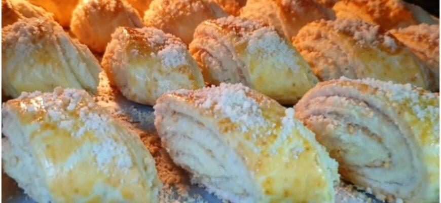 Апетитне пісочне печиво - рецепт приготування