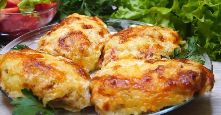 М'ясо в смачній шубці - рецепт приготування