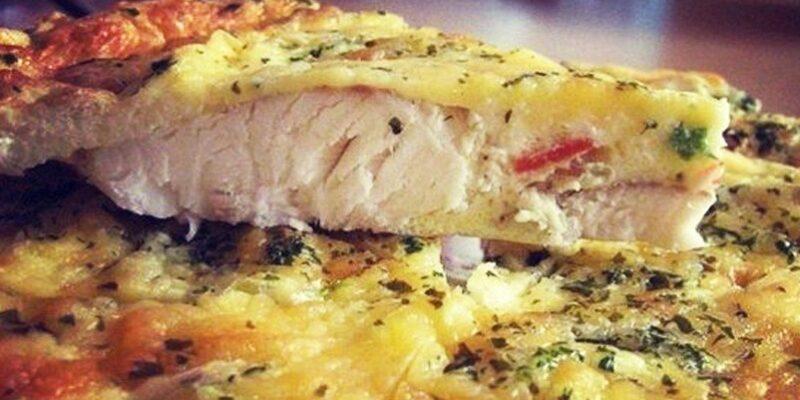 Риба в духовці в сметані - рецепт приготування