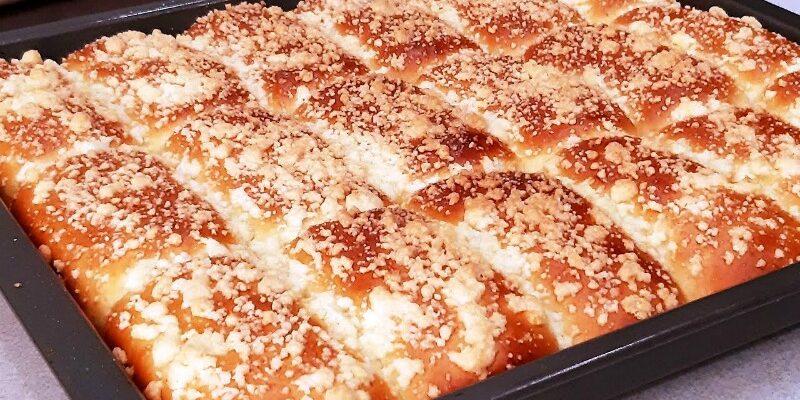 Смачні булочки - рецепт приготування
