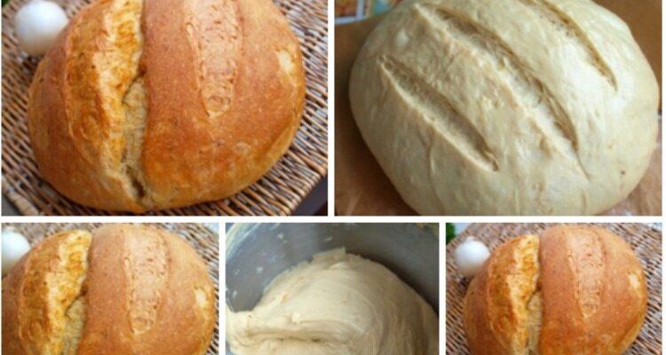 Ароматний хліб - рецепт приготування