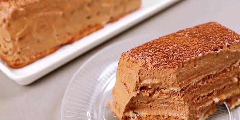 Шоколадний торт без випічки - рецепт приготування