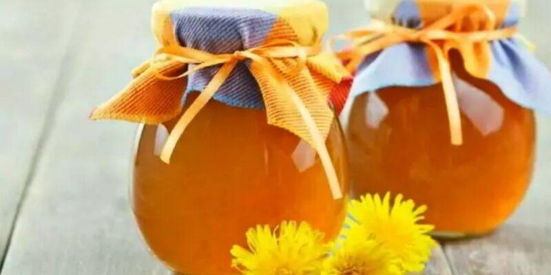 Домашній мед з кульбаб - відмінний рецепт