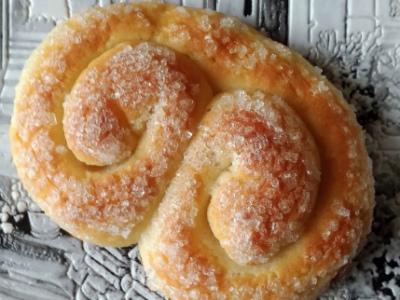 Печиво «Кралька» з сиру. Швидко готується, швидко з'їдається!