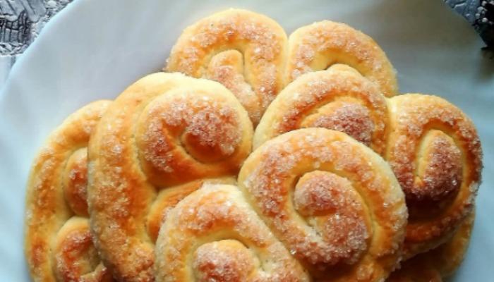 Печиво «Кралька» з сиру - рецепт приготування