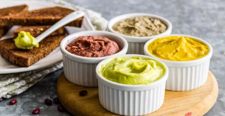 Паштети для закусок - відмінні рецепти