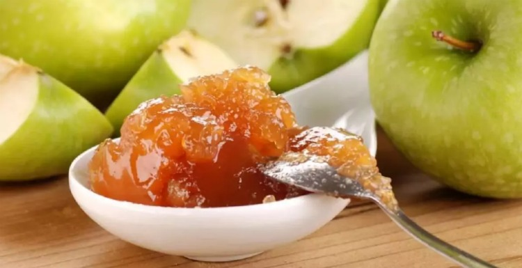 Яблучне повидло - відмінний рецепт