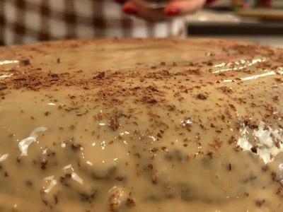 Рецепт смачного кавового торта на швидку руку. Схожий чимось на «Тірамісу»