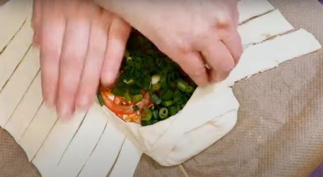 Філе хека в листковому тісті: рецепт приготування
