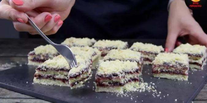 Сім'я просить готувати частіше. Пісочне тістечко як в дитинстві. Я і не думала, що воно готується так легко