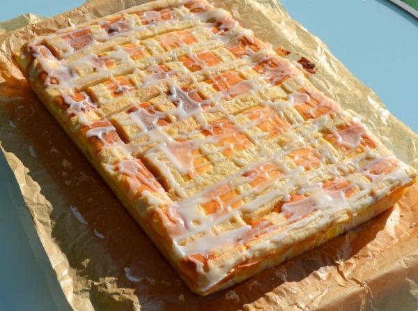 Покроковий рецепт пирога Краківський сирник