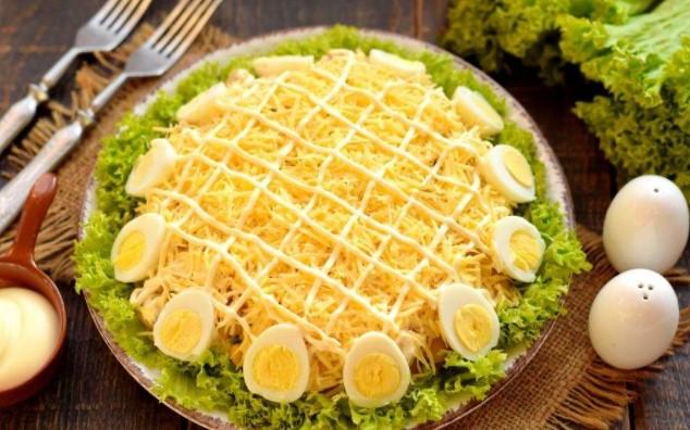 Неймовірно смачний салат «Оксамитовий маркіз» для святкового столу